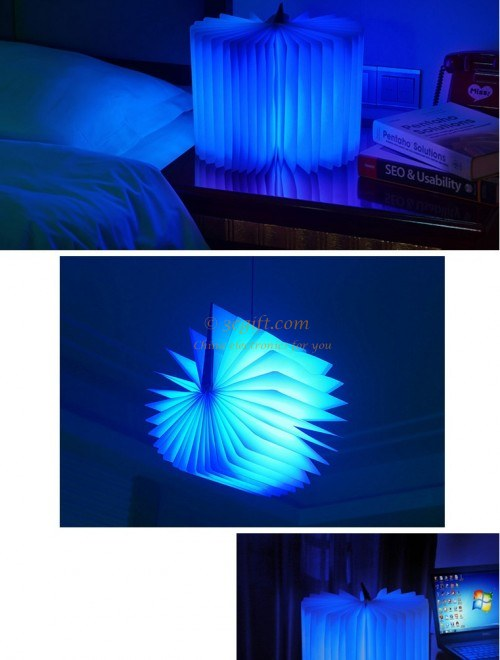 books Nightlight LED Rechargeable Book Light 168878