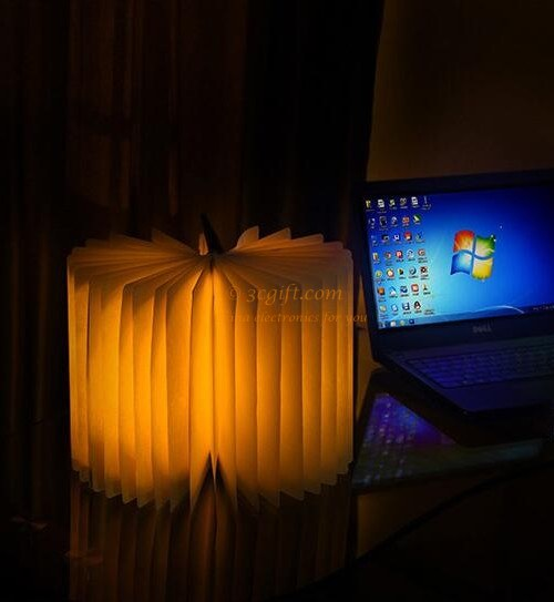 books Nightlight LED Rechargeable Book Light 25607