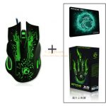 Game Colorful Gaming Optical Mouse gaming mouse for LO67258