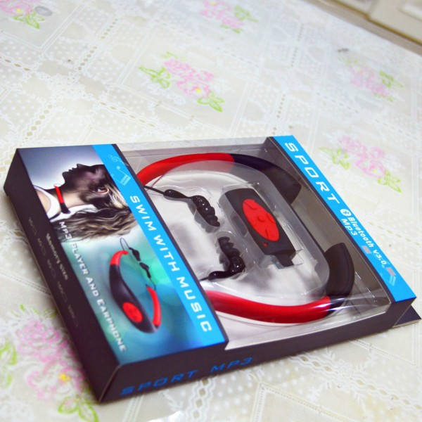 Sport MP3 Player Wireless Bluetooth Stereo Headsets343091