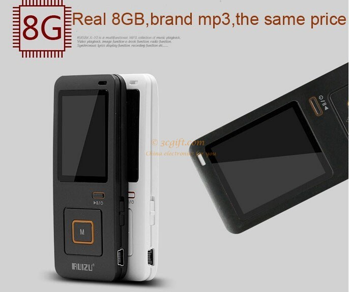 Ultrathin Lossless Sound quality MP350668