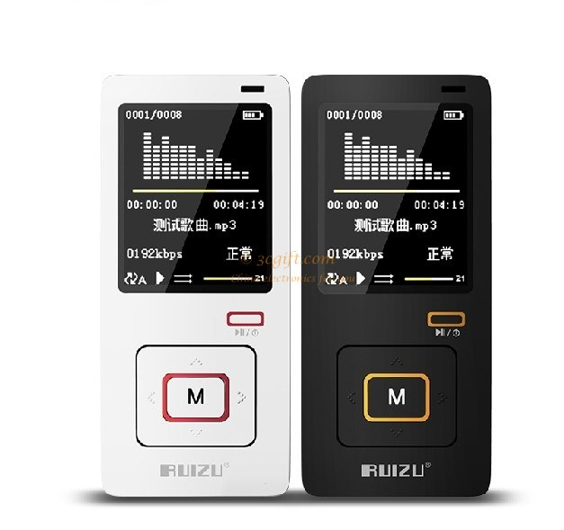 HIFI 8G MP3 Music Player with 1.8 Inch Screen Ultrathin Lossless Sound quality MP3