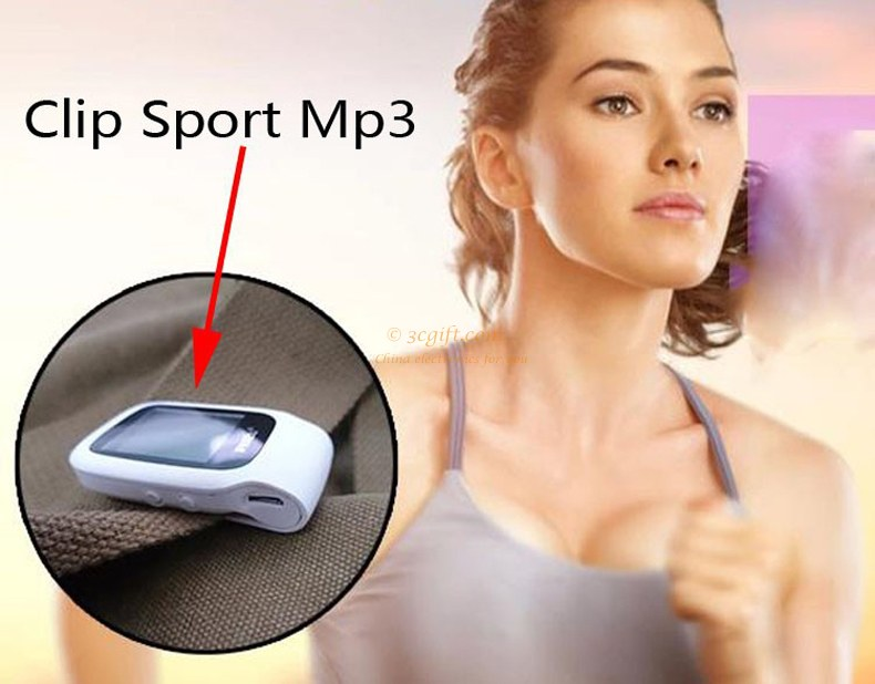 Mini clip sport MP3 player256651