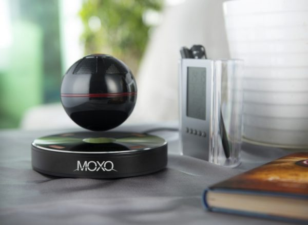 Portable NFC Magnetic Levitation Floating 3D Stereo Bluetooth Speakers