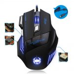 LED Optical USB Wired Gaming Mouse68