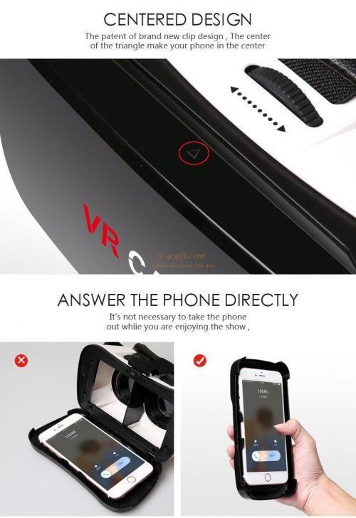 Virtual Reality 3d Glasses Vr Case Rk 6th Vr Headsets For Samsung Note 7 Iphone 7 7plus 3c Gift Mall
